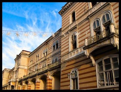 Baile Herculane Architecture