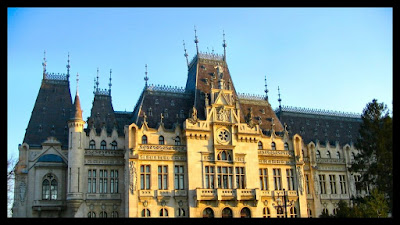 Romania: The Palace of Culture