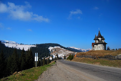 Romania:Prislop Pass