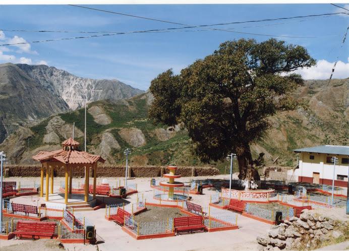 Plaza Principal de Pichihua