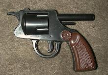 Suicide gun..........