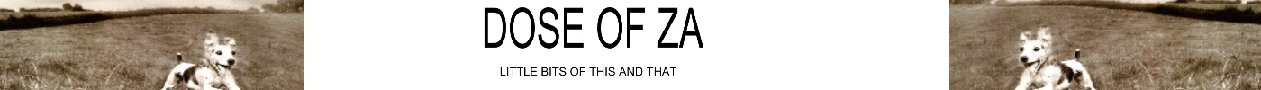 .Dose of Za