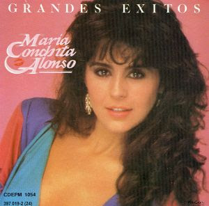 Maria Conchita Alonso - Grandes Exitos