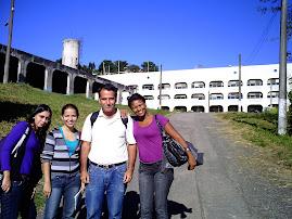 Equipe de estagiários - CIEP 045 - Porto do Rosa