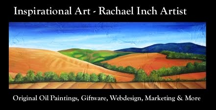 Inspirational Art - By Rachael Inch
