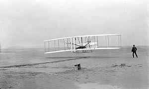 pesawat pertama