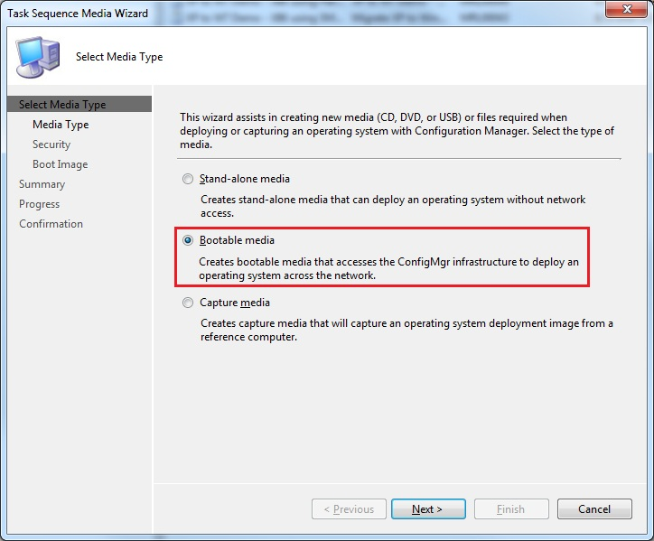 Configmgr tips and tricks create windows pe bootable usb for Window boot usb