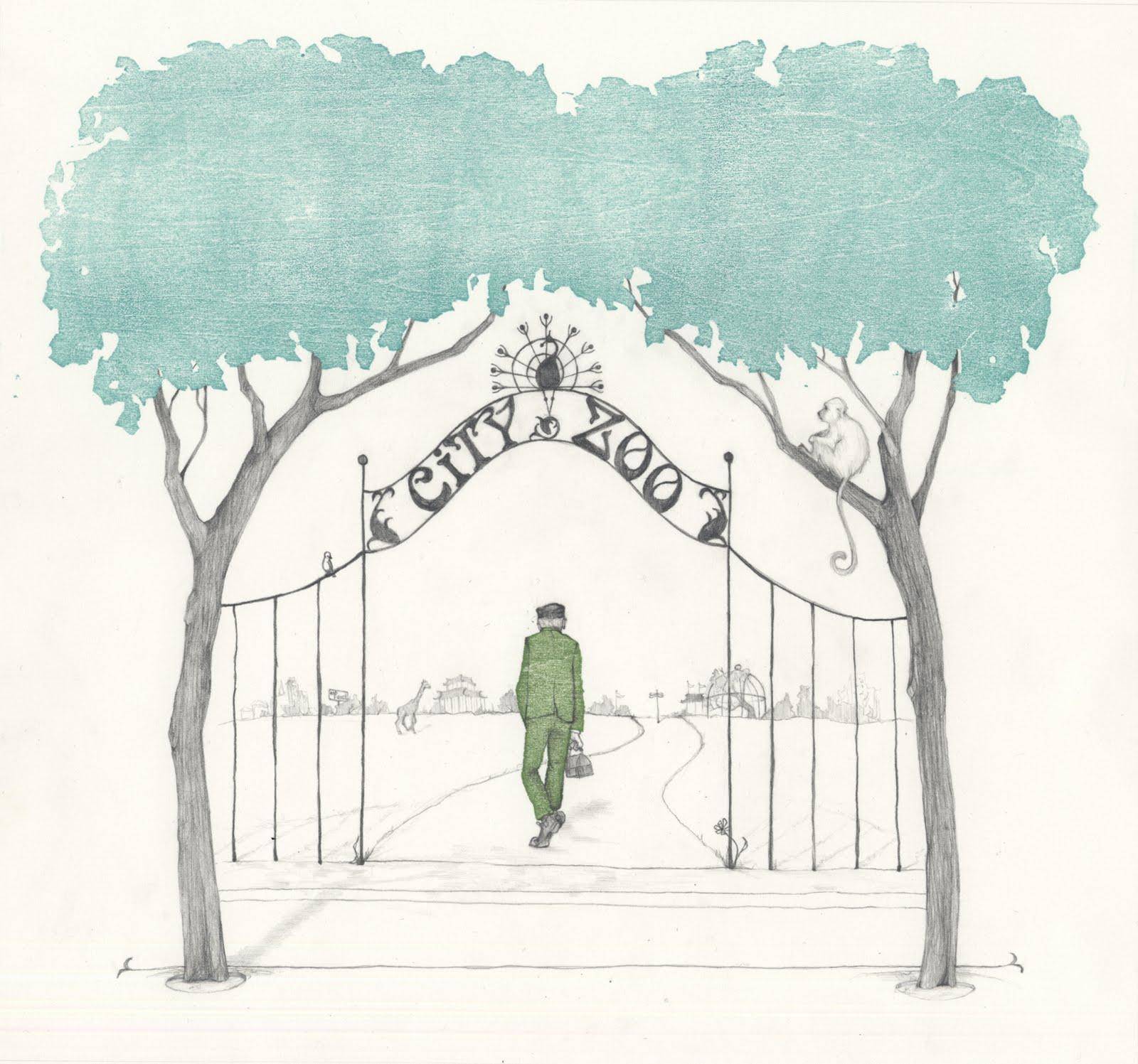 sc whiddon art illustrator erin e stead A Sick Day for Amos McGee Summary  A Sick Day For Amos Mcgee Coloring Sheets