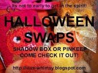 Mizz Vivian's Sweet Halloween Swaps