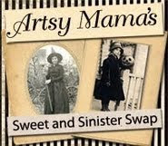 Artsy Mama's Sweet & Sinister Swap