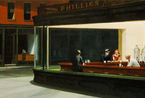 Edward Hopper - Night Hawks
