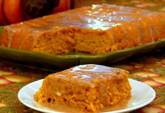Pumpkin Cake Recipe Using Boxed Cake Mix