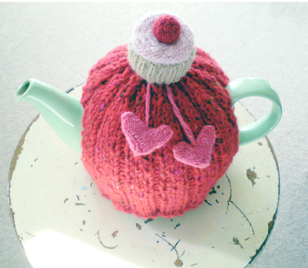Free Knitting Pattern For A Tea Cosy : FREE PATTERN: