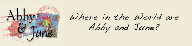 Where in the World are Abby & June?
