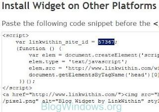 Posts relacionados com miniaturas no Blogger