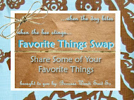 FAVORITE THINGS SWAP
