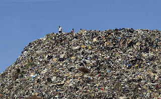 Edmonton to Produce 36 000 000 litres of Ethanol from garbage.