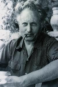French novelist Jean Giono.