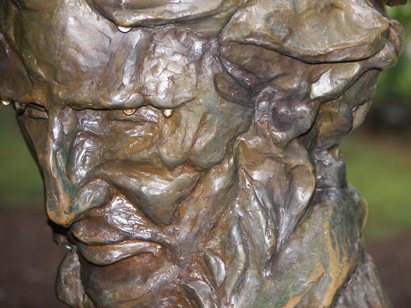 Thoreau bronze