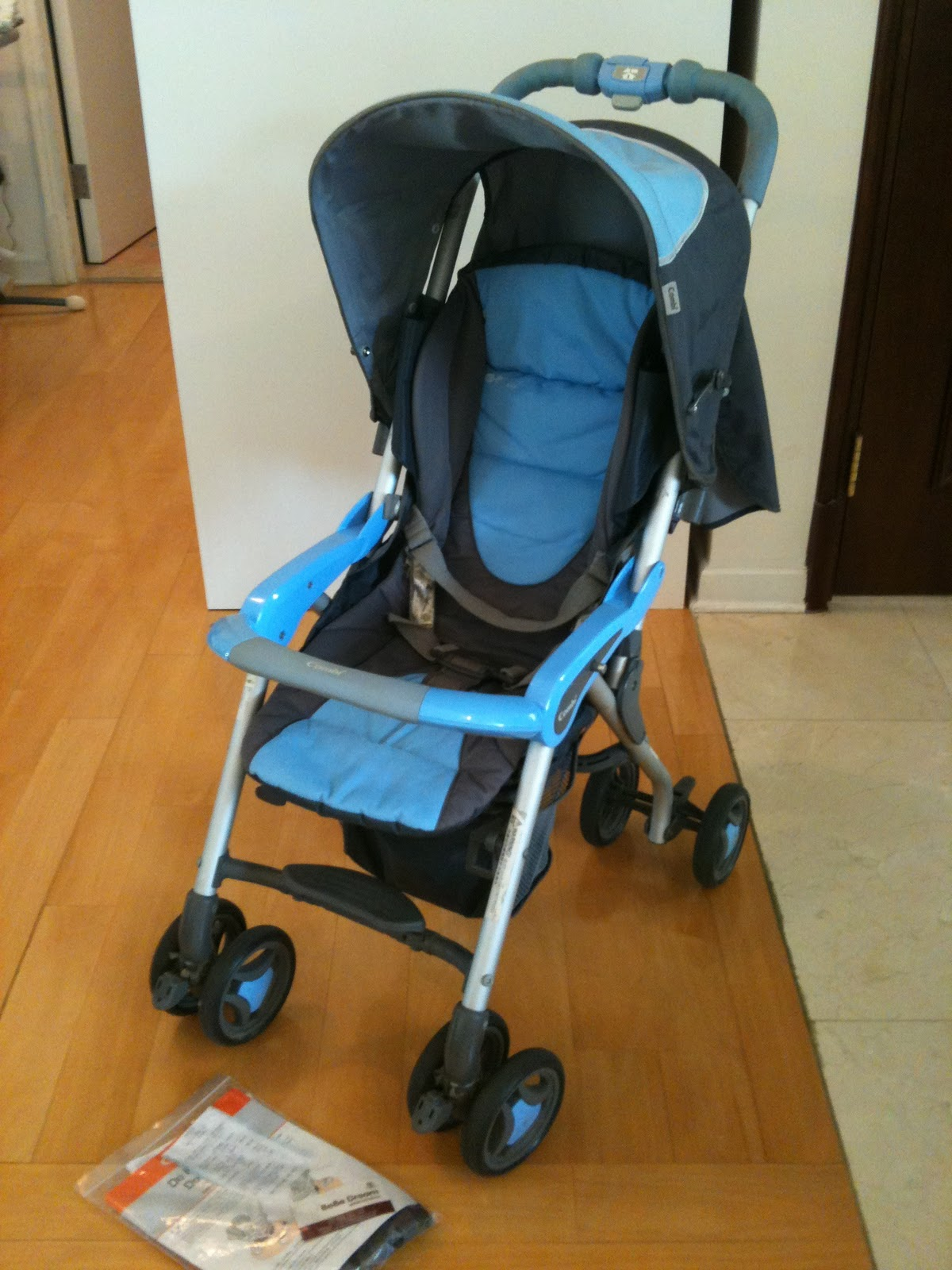 Items for Sale: Combi Stroller & Baby Capsule