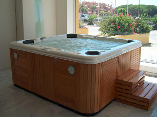 Jacuzzi Interior Classic Design Bat Tub