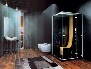 Modern Jacuzzi Interior Design