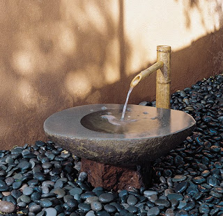 Traditional Japanese Water Feature Design