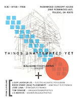 things yet unattempted - music/language performance - toldeo ohio - december 12, 2008