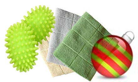 Easy Green Cleaning: Norwex Dryer Balls - Product Review