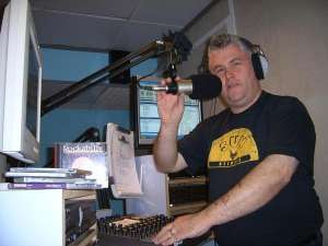 Dj. Steve Stack Of Wax & his Rockin Radio Program
