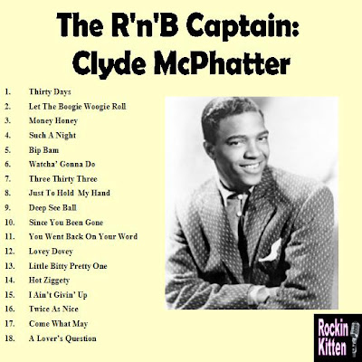 The R&B Captain: Clyde McPhatter