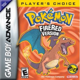 pokemon+firered