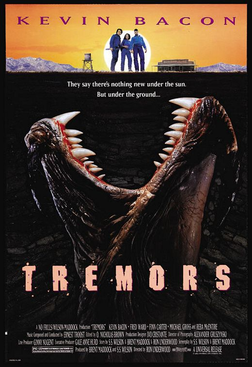 The Girl Who Loves Horror: Graboid Week: Tremors (