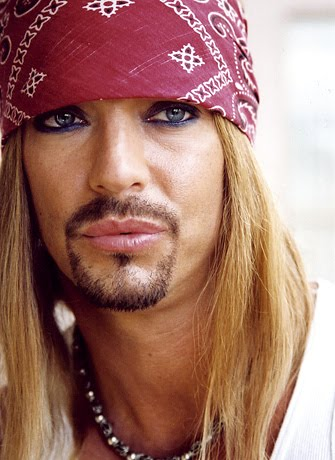 bret michaels without wig. ret michaels without wig.