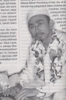 Bertemu Novelis Zaid Akhtar 1999