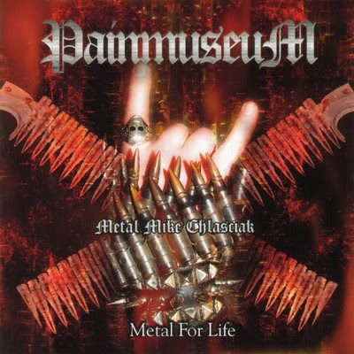 PainmuseuM - Metal For Life (2005) [mp3@320]
