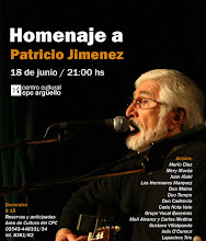 HOMENAJE A PATRICIO JIMENEZ