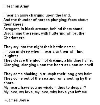 famous war poems