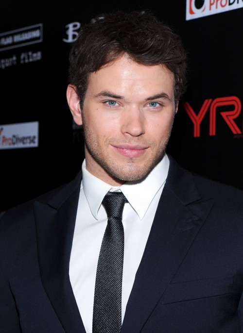 Kellan Lutz @ Premiere of His New Movie 'Meskada'