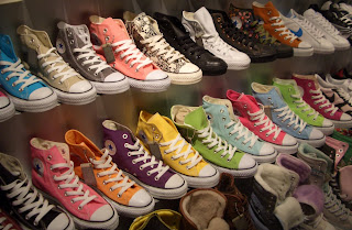 Chuck Taylor, Converse, Shoes