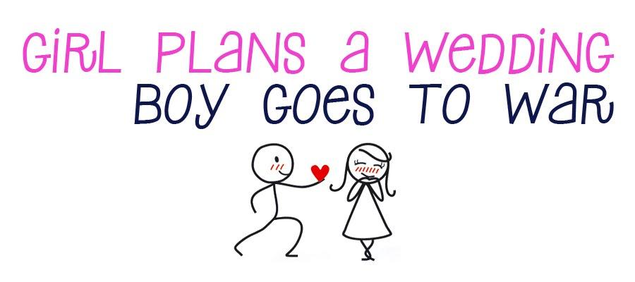 Girl Plans a Wedding