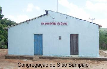 IEADESP - Congregação II - Sítio Sampaio