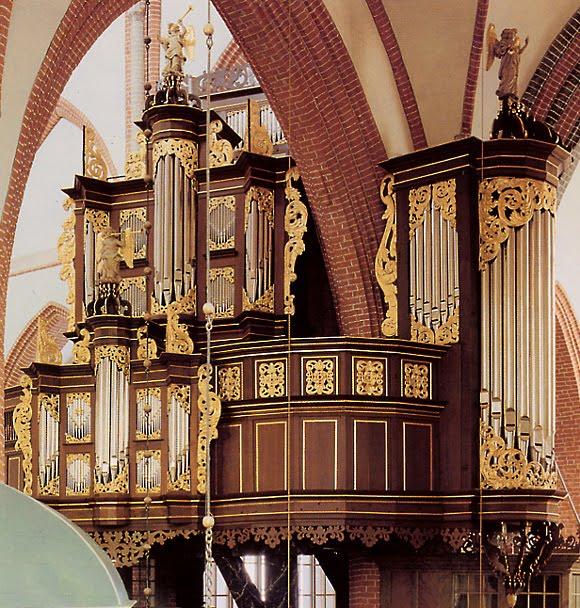 L'orgue baroque en Allemagne du Nord Norden+St+Ludgeri