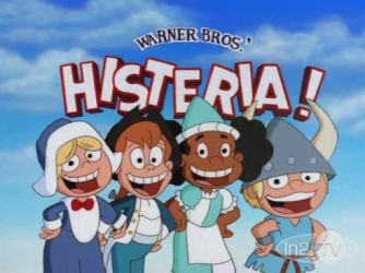 cartoon by Warner Bros tahun 1998-2001 kat chanel WB Kids