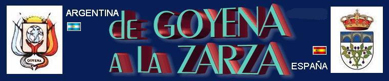 De Goyena a La Zarza