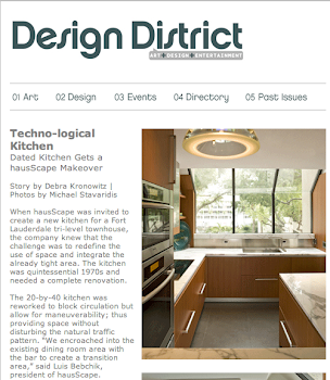 Miami Design District Magazine