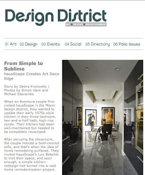 Miami Desing District Magazine