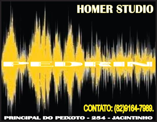 PEDRIN HOMER STUDIO