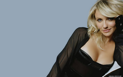 Cameron Diaz widescreen wallpaper 1680x1050