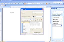 Kingsoft Office 2012 freeware (alternatif Ms. Office)